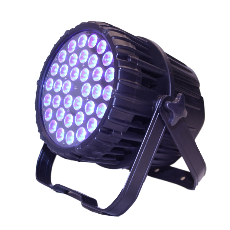 Viking VK3610W 4 in 1 Quad IP65 Par LED Light